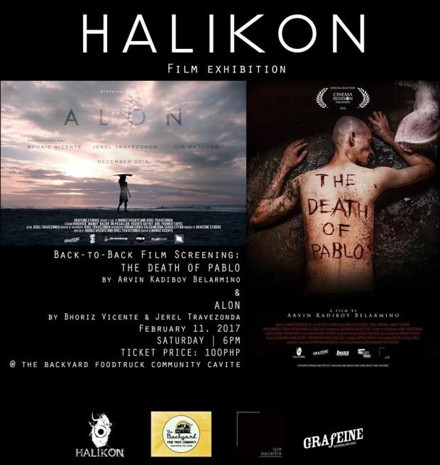 halikon film exhibit