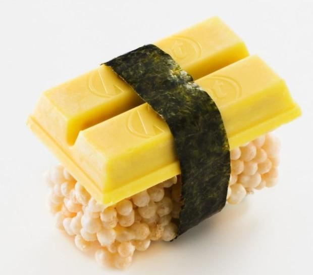 kitkat sushi uni