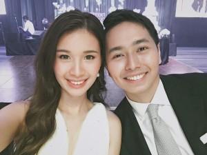 tricia gosingtian rg gabunada newly wed