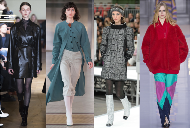 paris fashion week a/w 2017