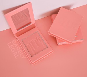 kylie cosmetics blush barely legal