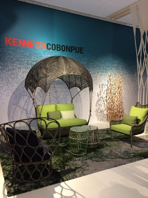 Image result for kenneth cobonpue salone del mobile 2017 isaloni 2017 Isaloni 2017: die höchsten Momente der Design-Messe Cobonpue e1491704259329