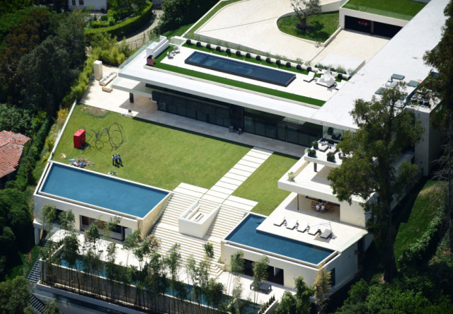 beyonce jay-z new mansion_bel air 2