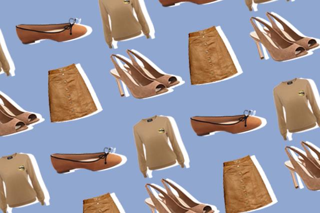 camelflage fashion