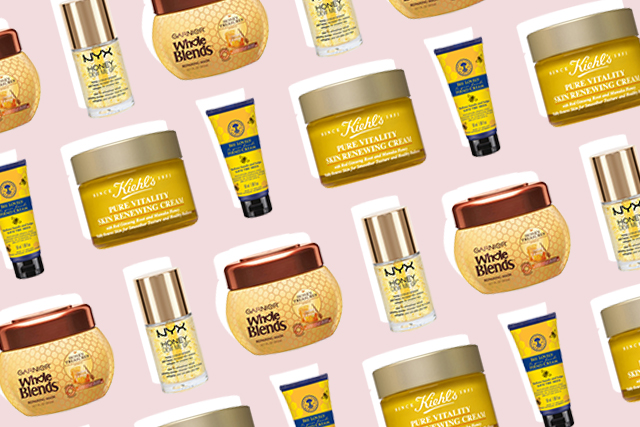 honey beauty products