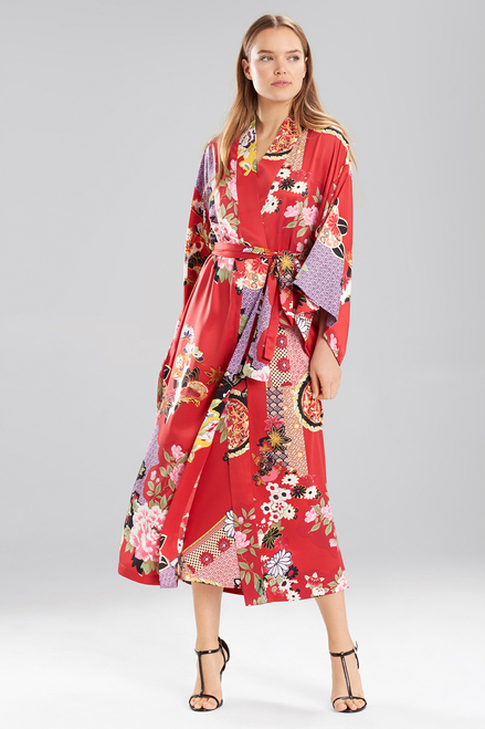 5586738d07 jemima kirke jessa natori robe girls. Photo courtesy of Natoris website