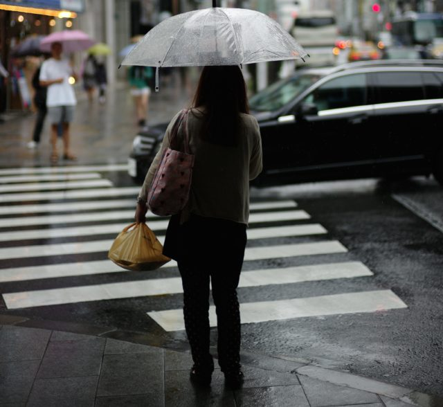 reminder don t wear suede and canvas shoes during rainy