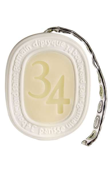 You Can Make Your Clothes Smell Like Your Favorite Diptyque Perfume By  Placing This Scented Oval Inside Your Closet. U002734u0027 Gives Off A Unique  Fragrance ...