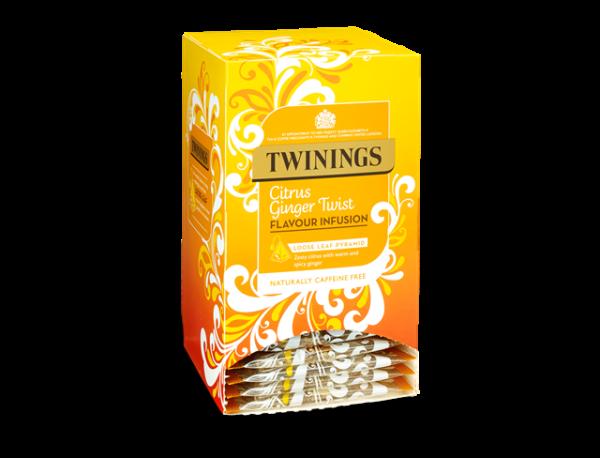 twinings ginger tea
