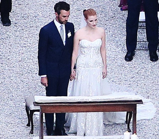 Jessica Chastain's Private Wedding in Italy Was an A-List ... Anne Hathaway Friends