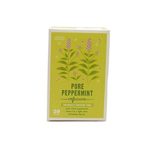 marks & spencer peppermint tea