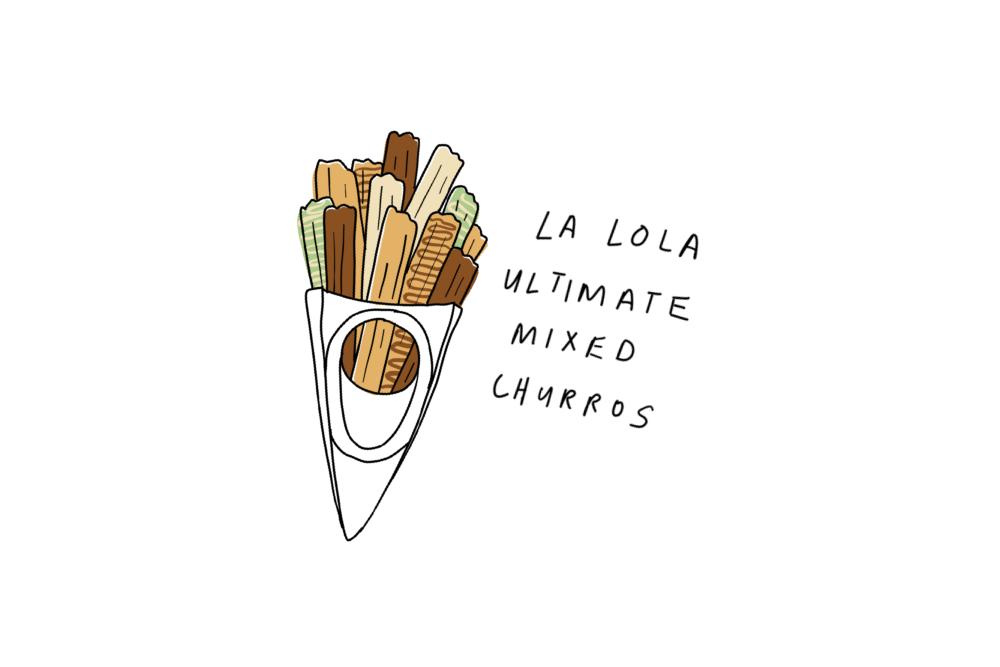 LA LOLA_CHURROS