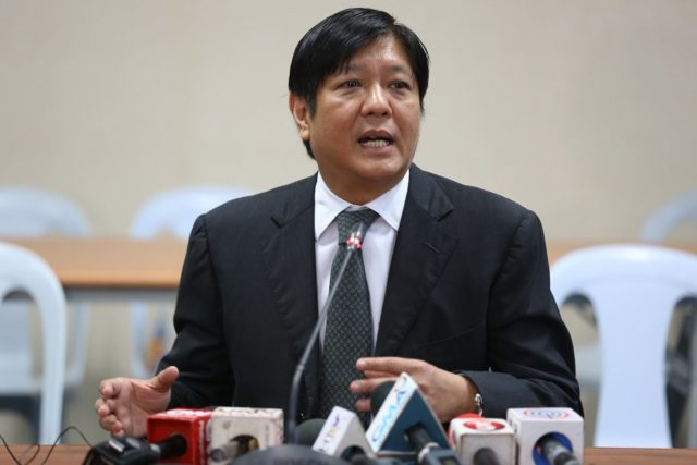 Bongbong fully pays P66-M poll case bond