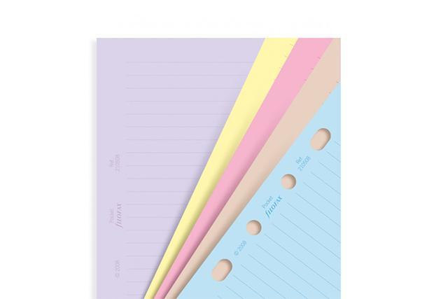 Filofax Notepaper