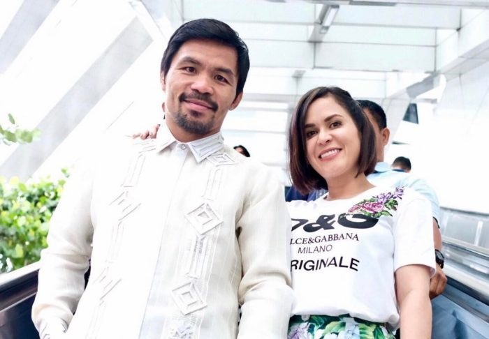 What Did Jinkee and Manny Pacquiao Do Right After the #PacHorn Fight? - Preen.ph