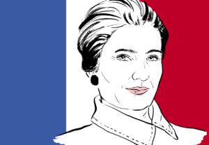 SimoneVeil_France_WomensRights