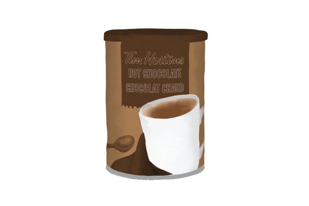 Tim Hortons' Hot Chocolate