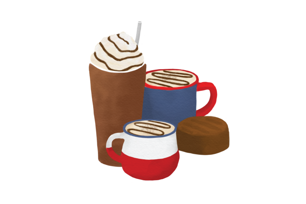 Coffee Bean and Tea Leaf's Mexican Spice Hot Chocolate