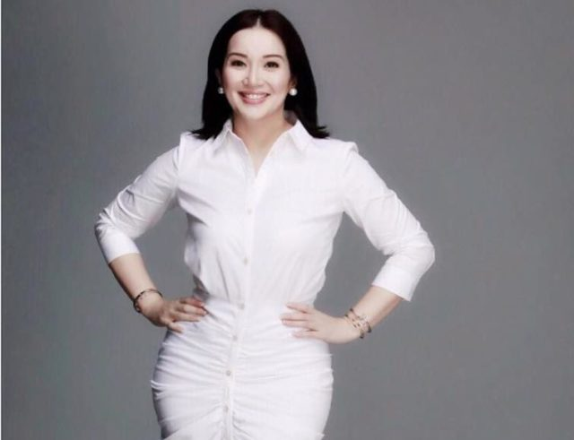 Why Kris Aquino Swears by Bandeaus, Athleisure Wear, and Filing ...