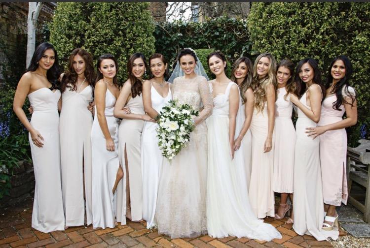 Vogue Australia Cant Get Enough Of Georgina Wilsons Wedding