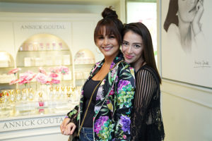 Iza Calzado and Carla Humphries_Rustansbeauty