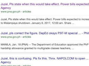 juzel pna philippine news agency