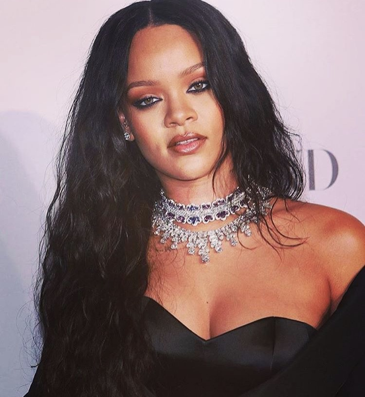 Barely a week from her Fenty Beauty launch and NYFW show, Rihanna kept it moving with her Diamond Ball. There, she had blessed the world with another gift: ...