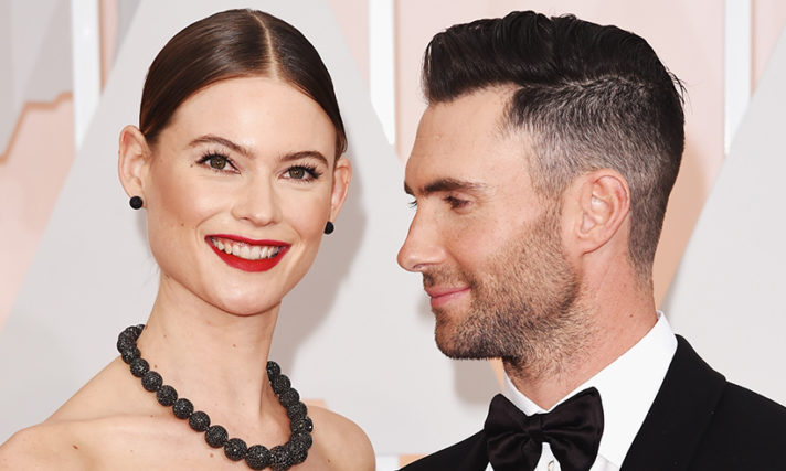 Adam Levine and Behati Prinsloo Are Expecting Their Second Child