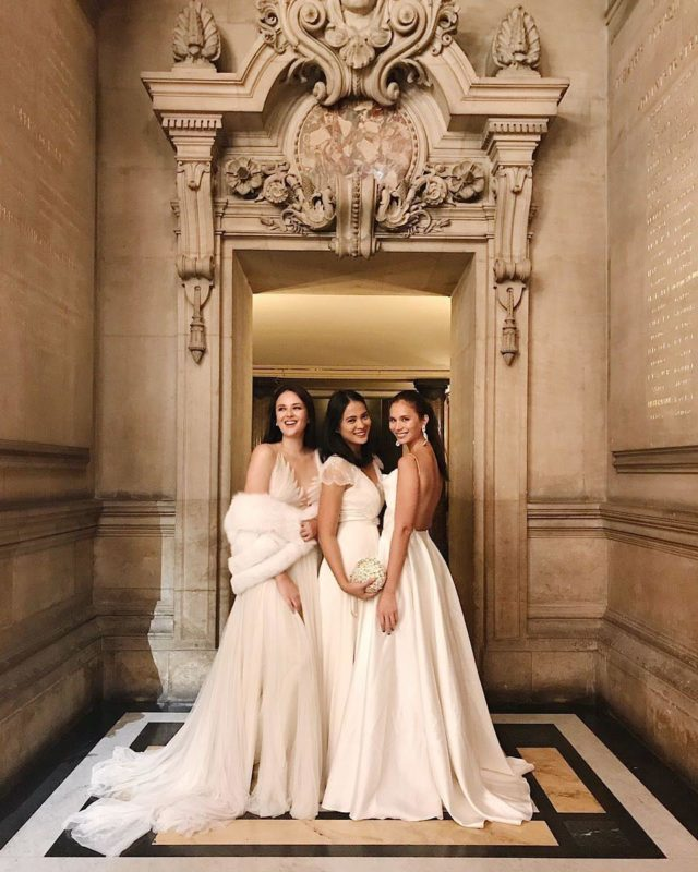 See the Wedding Gowns Guests Wore to Vicki Belo and Hayden Kho\'s ...