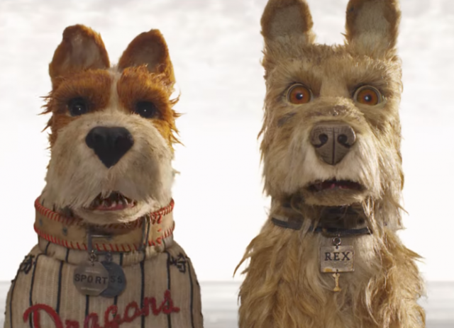 Get your first look at Wes Anderson's new film 'Isle of Dogs'