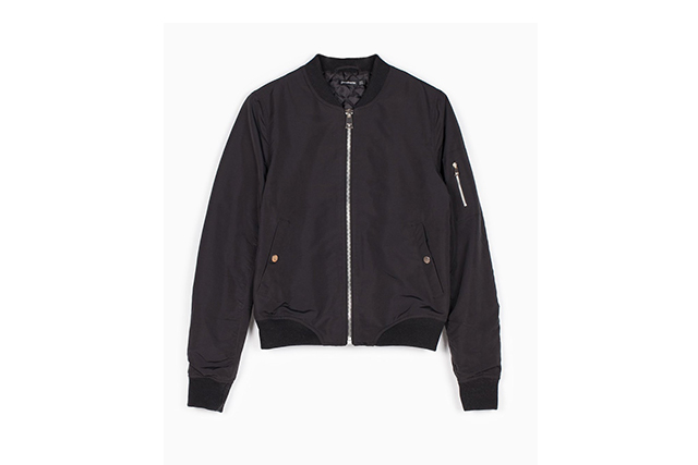 e490d5f0c2b Bomber Jackets That You Can Wear on a Rainy Day or a Night Out ...
