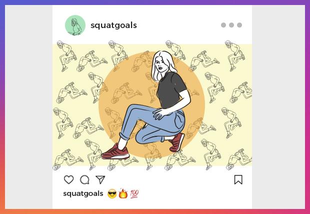rap squat