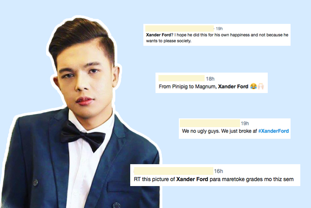 Xander Ford S Story Proves That Society Is Long Due For