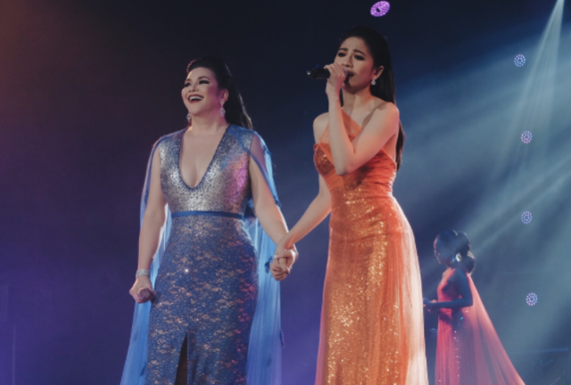 All Of Regine Velasquezs Outfit Changes During Her 30th Anniversary