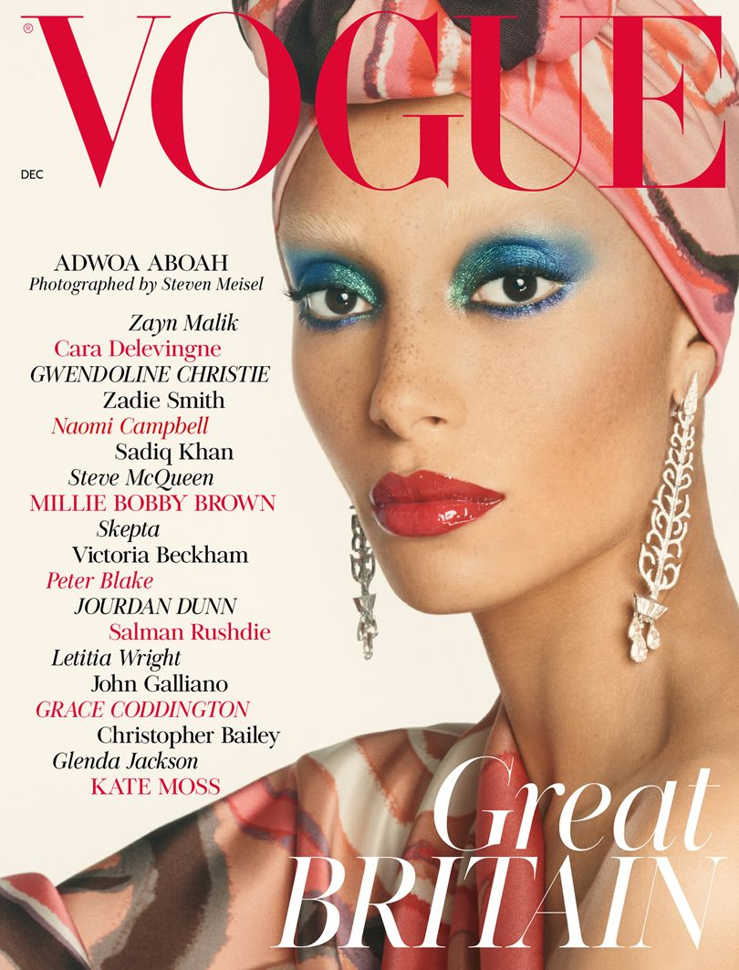 British Vogue_Adwoa Aboah