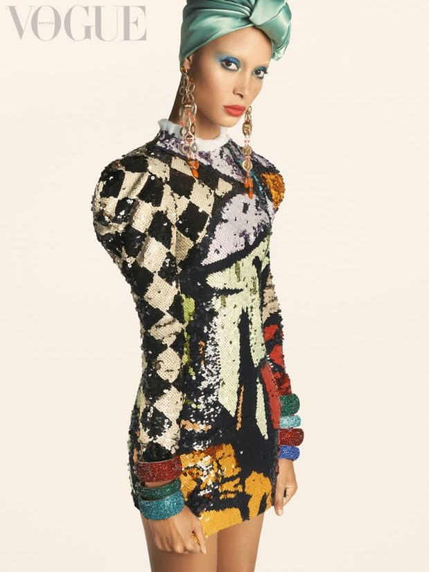 Adwoa Aboah_Vogue