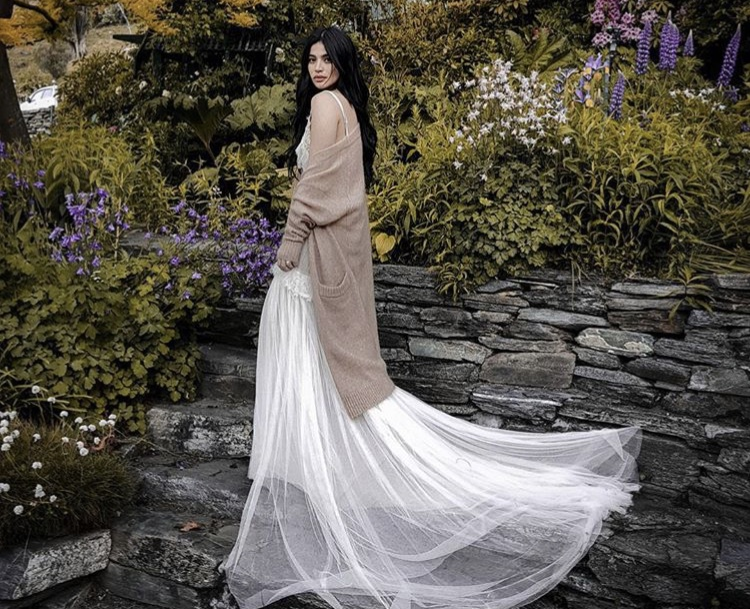 Anne Curtis Wore a Wedding Gown to Her Welcome Dinner - Preen