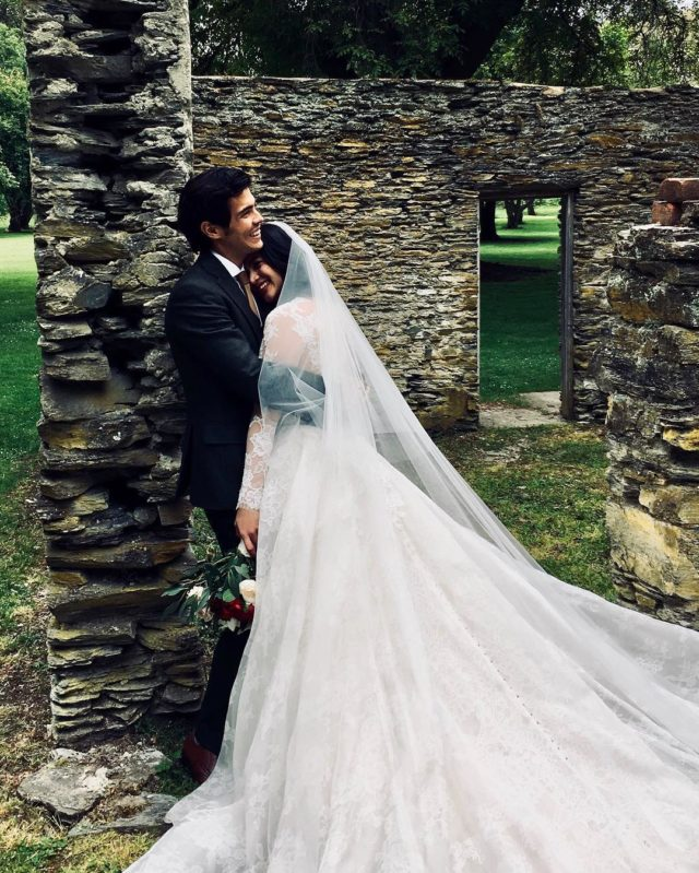 JUST IN: Anne Curtis and Erwan Heussaff Tie the Knot In New Zealand ...