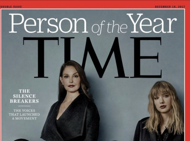 There's a Secret Message on the 'Time' Person of the Year Cover - Preen