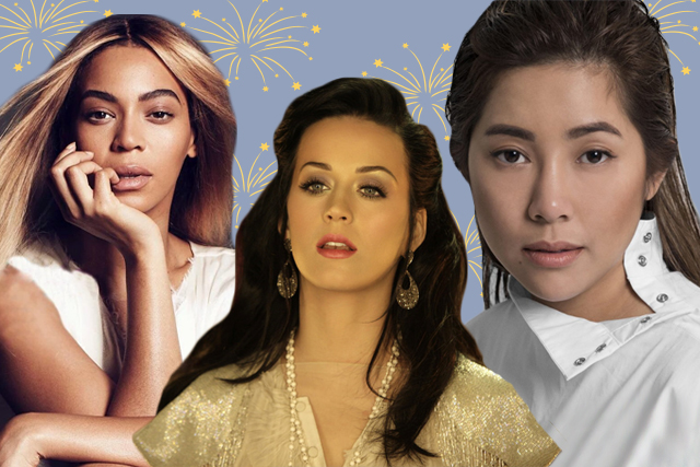 a playlist of songs to say good bye and good riddance to 2017 preen