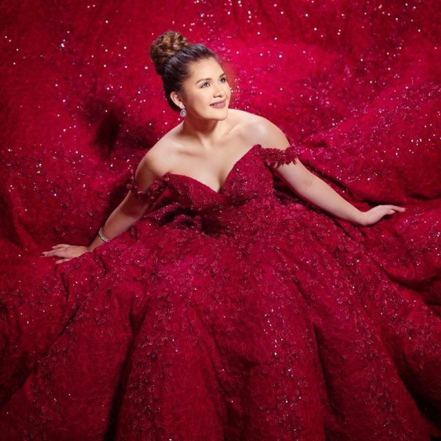 How Many Designer Gowns Did Isabelle Duterte Wear For Her Pre-Debut ...