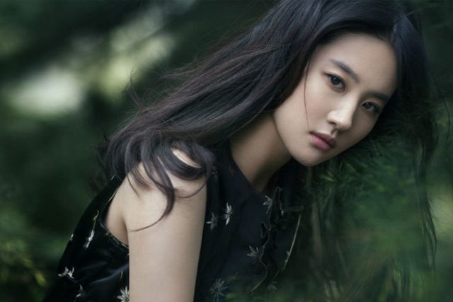Chinese actress Liu Yifei to star in Mulan remake