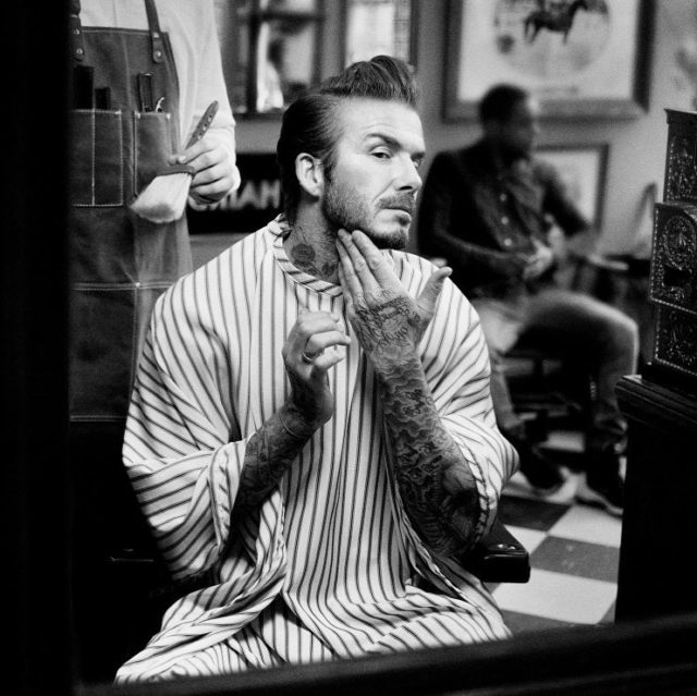 David Beckham Is Launching a Grooming Line