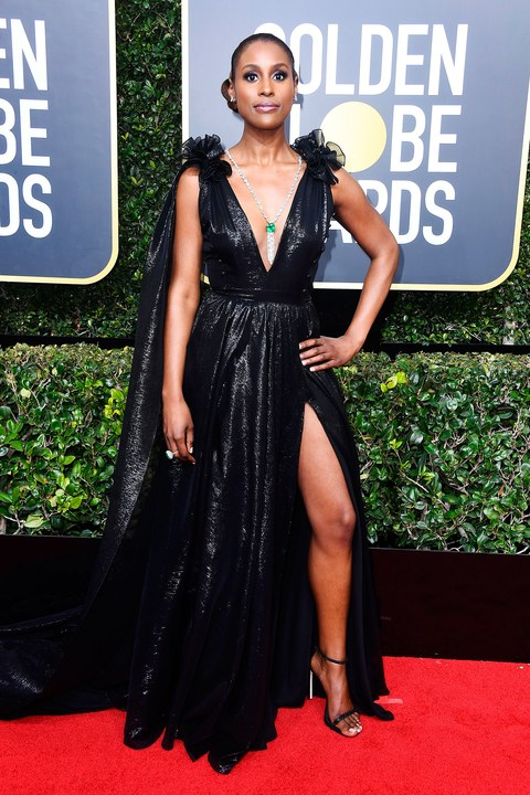 2303a6330d Plunging Necklines at the Golden Globes  Why It Says a Lot - Preen.ph
