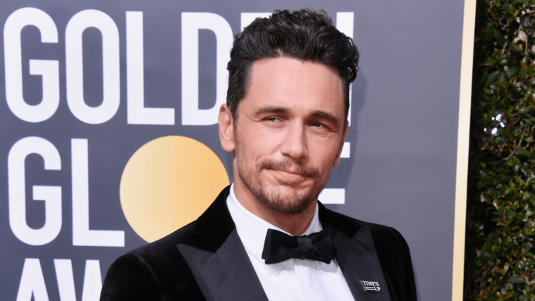 What Will HBO Do About James Franco?