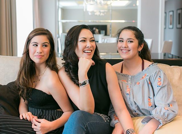 Ruffa Gutierrez and Her Daughters Were Harassed in a Theme Park