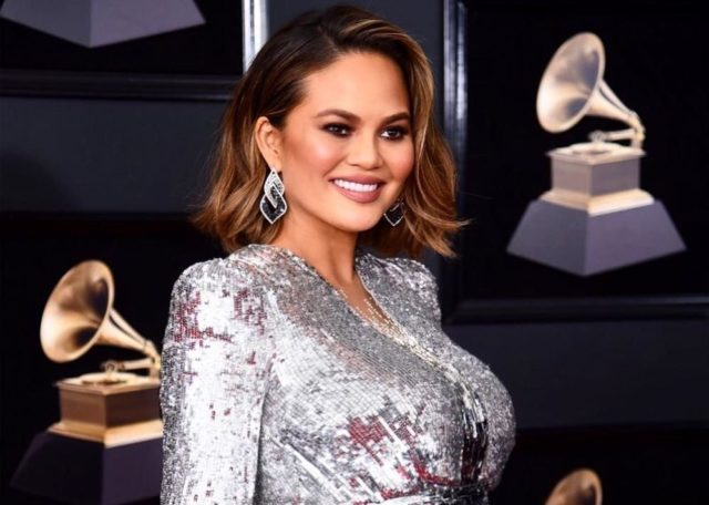 Chrissy Teigen Hilariously Struggles to Answer Questions About Hubby John Legend