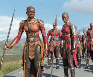Dora Milaje_Black Panther_Featured