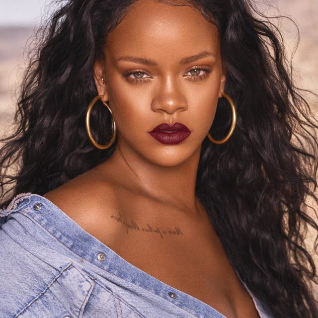 Rihanna snaps back at Snapchat over domestic abuse ad