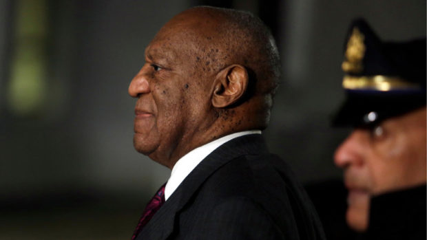 Bill Cosby's Accuser Says It's